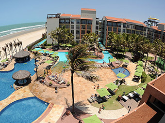Hotel Beach Park
