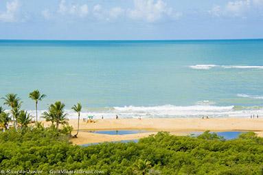 Praia dos Nativos em Trancoso