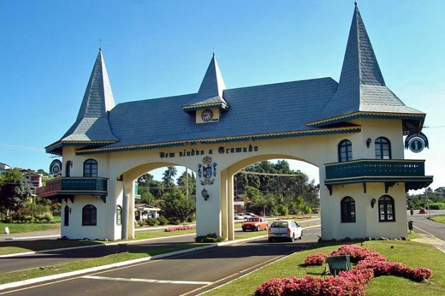 Portico de Gramado