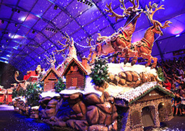 Show Grande Desfile de Natal