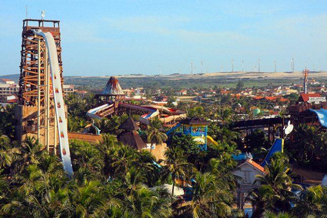 Complexo Aquático Beach Park