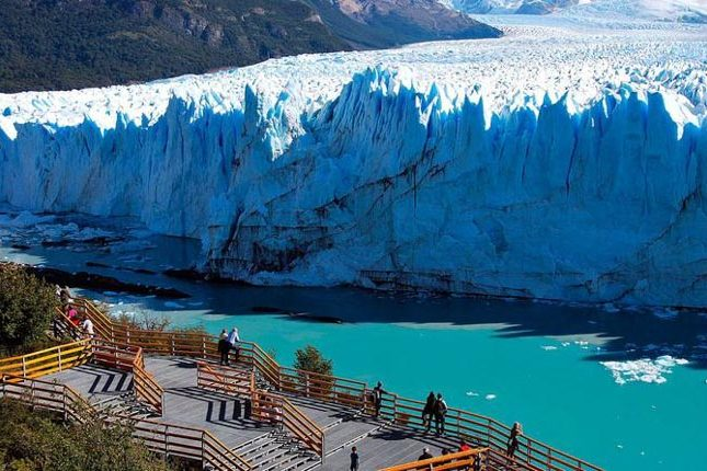 Glaciar Perito Moreno  (El Calafate)
