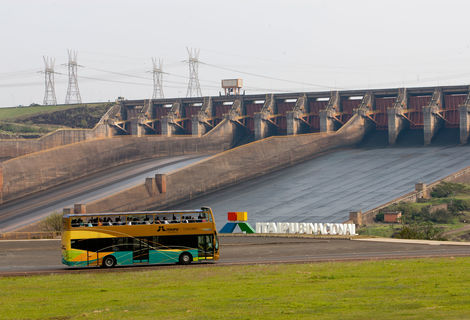 Hidrelétrica de Itaipú