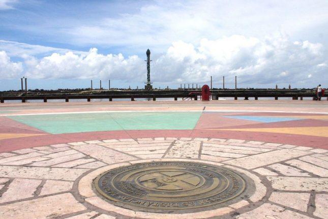 Marco Zero em Recife