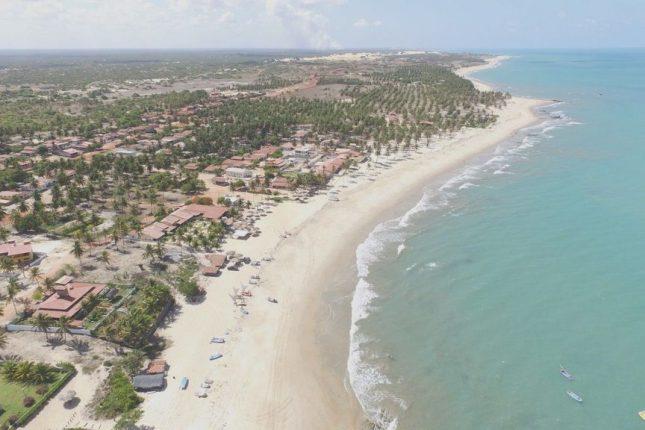 Praia de Peróbas