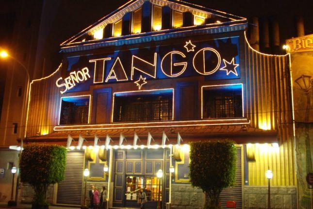 Casa de Show Senhor Tango