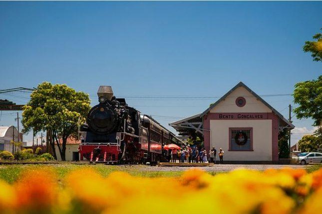 Tour Uva e Vinho - Estação de Bento Gonçalves