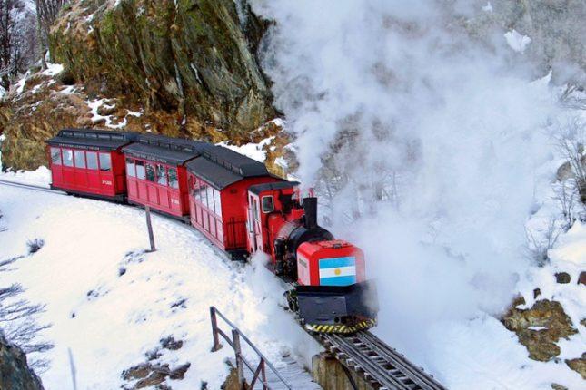 Trem Del Fim del Mundo (Ushuaia)