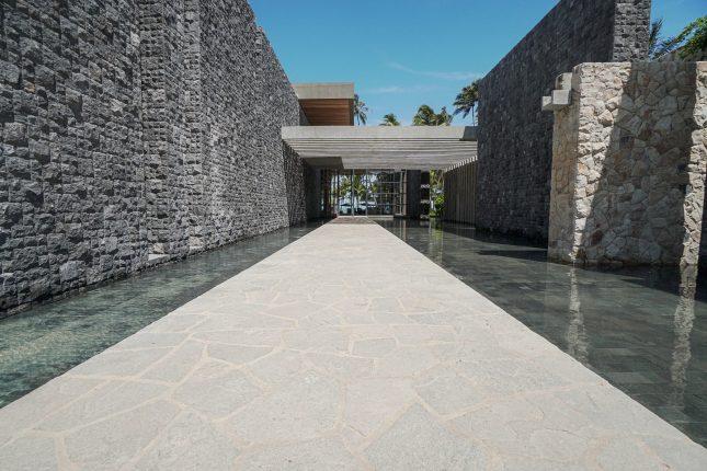02ª Entrada do Taíba Resort