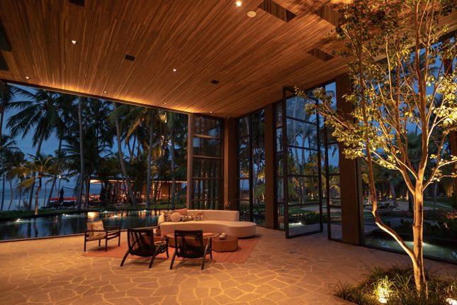 Lobby do Carmel Taíba Resort