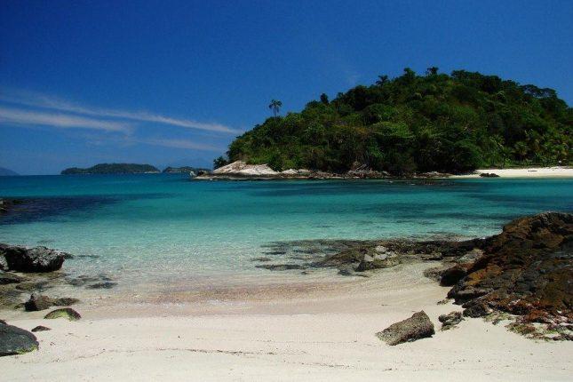Ilha de Cataguases em Angra